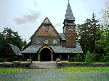 Kapelle Südwestkirchhof