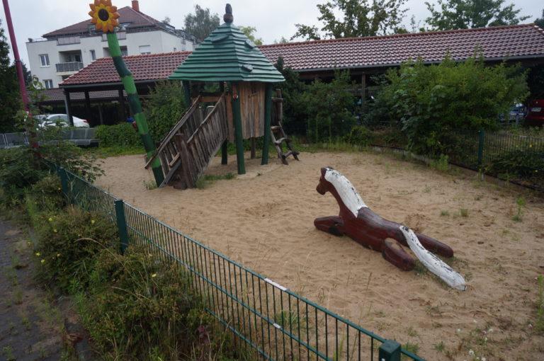 Spielplatz Grashüpfersiedlung