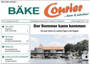 BÄKE Courier 6-7/2020