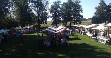 Sommergalerie auf Schloss Diedersdorf