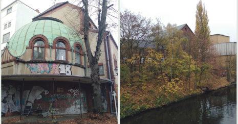 Stadtbad und Kraftwerk Stegöitz