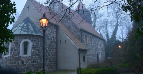 Szahnsdorfer Dorfkirche
