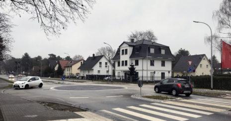 Kreisverkehre Stahnsdorf