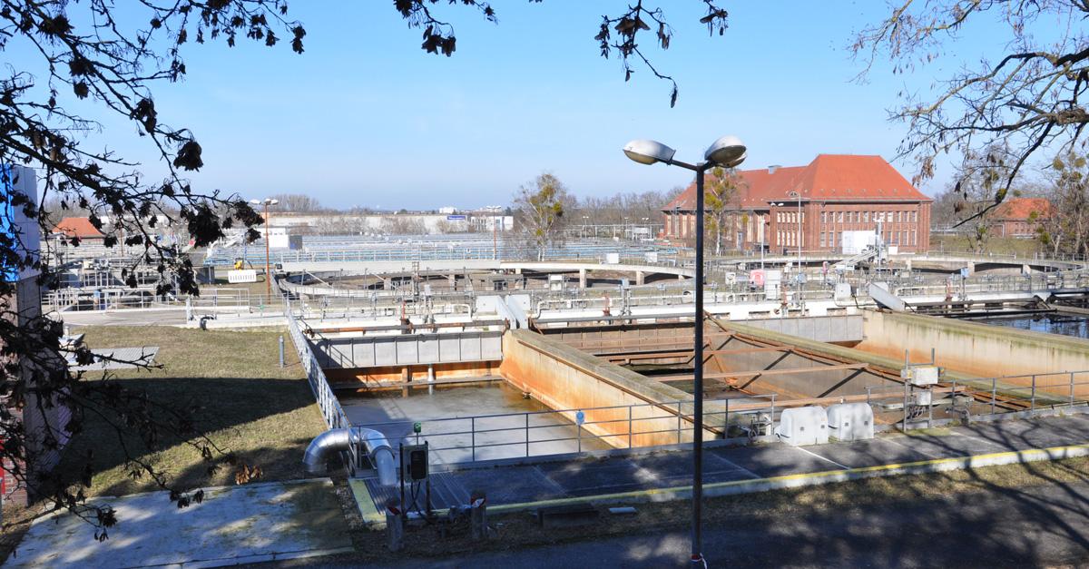 Klärwerk Stahnsdorf